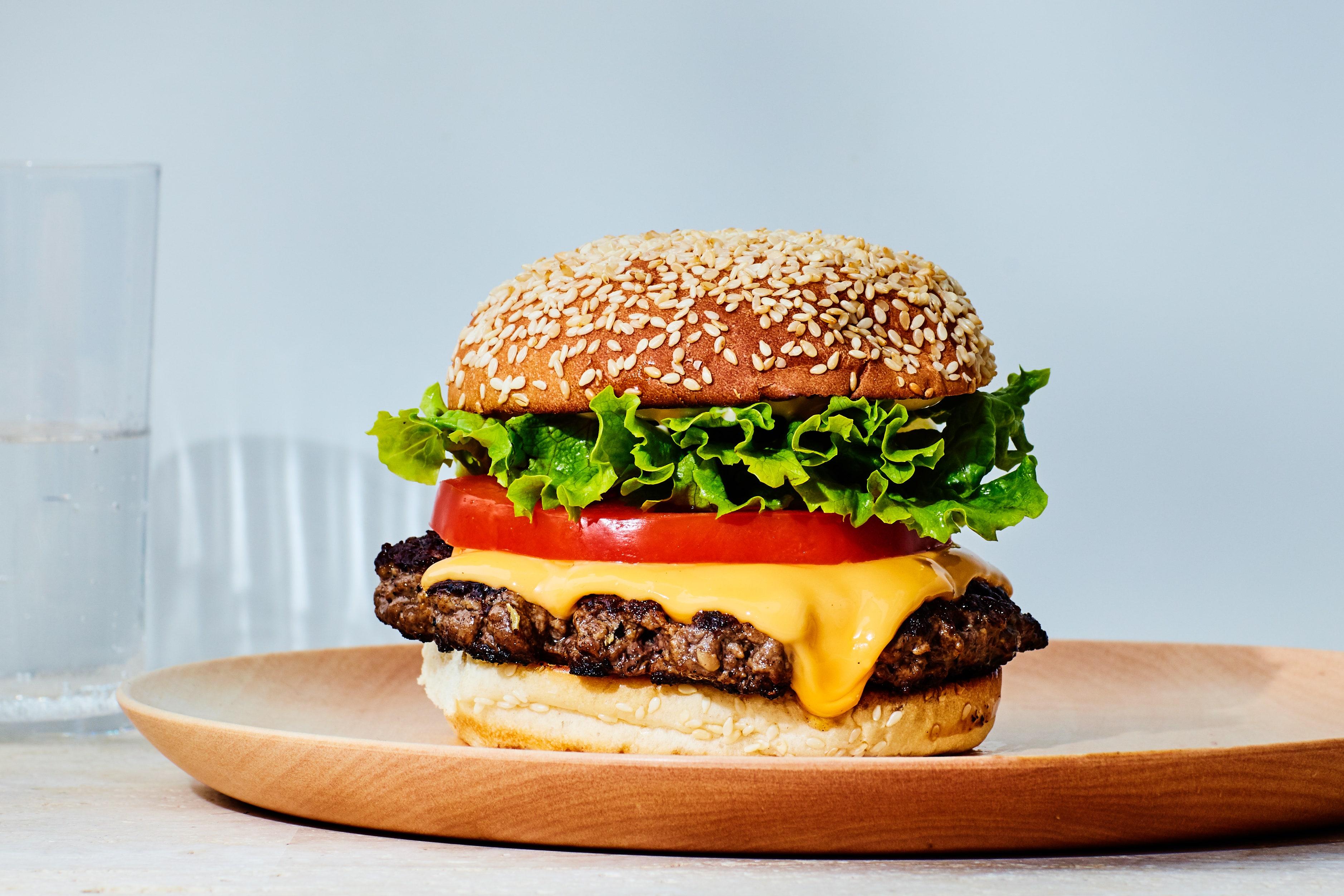 American Legion Build a Burger Day