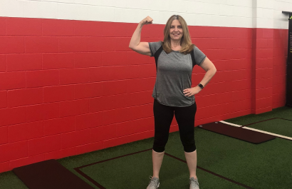 How April Lost 49lbs at DSC!