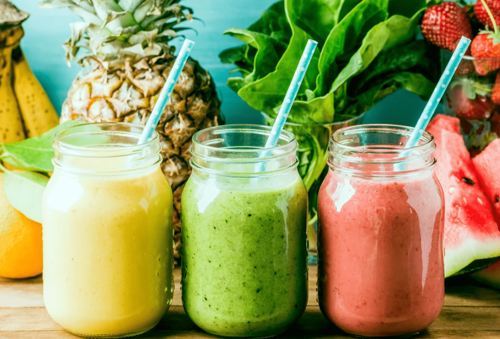 8 Protein Smoothies You're Going to LOVE!