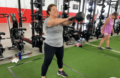 How Lisa Lost 45lbs at DSC!