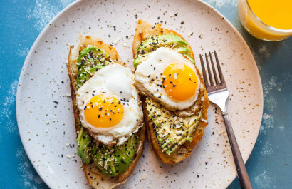 10 Healthy Breakfast Ideas to Fuel Your Day