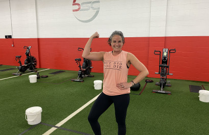 How Erica Stopped Yo-Yoing And Lost 21LBS!