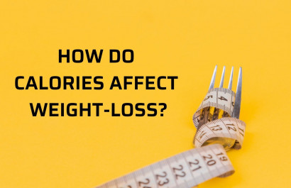 How Do Calories Affect Weight Loss?