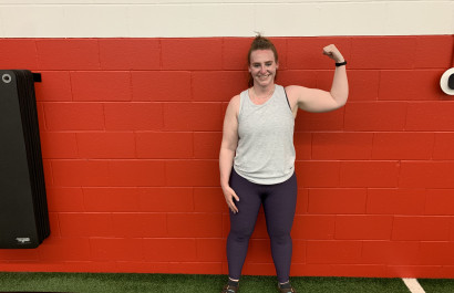 How Caitlin Lost Over 30LBS at DSC!