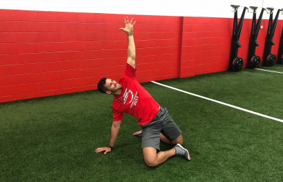 Attention Athletes: The 5 BEST Stretches for Game Day!