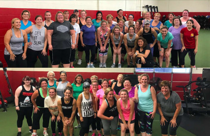 The Story of My First Women's Group Class!