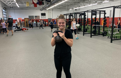 How Meghan Lost 30lbs at DSC!