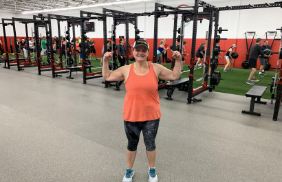 How Strength Training Made All The Difference for Diane!
