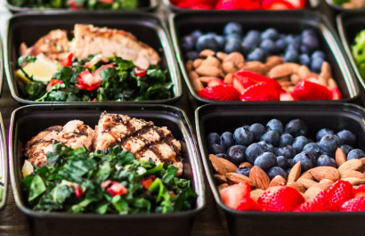 FREE Fat-Loss Meal Plans (with grocery list)