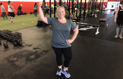 How Dawn lost 50lbs and 5 pant sizes with DSC's Women's Group Training!
