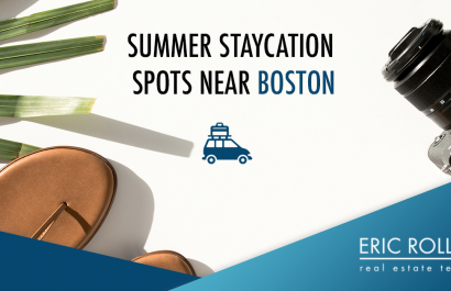 Summer Staycation Spots near Boston