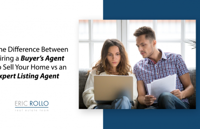 The Difference Between Hiring a Buyer's Agent to Sell Your Home vs an Expert Listing Agent