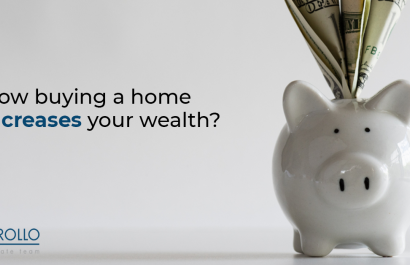How Buying A Home Increases Your Wealth