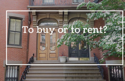 Renting 💸  vs Buying 🏠