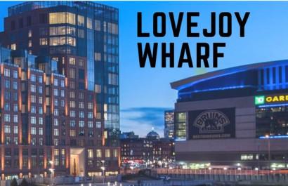 Project Skyline: Lovejoy Wharf