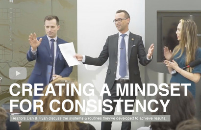 Creating A Mindset for Consistency