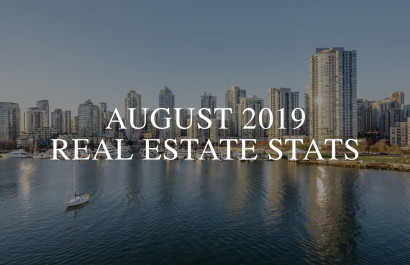 August 2019 Vancouver Real Estate Market Update