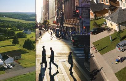 Trends in Urban America
