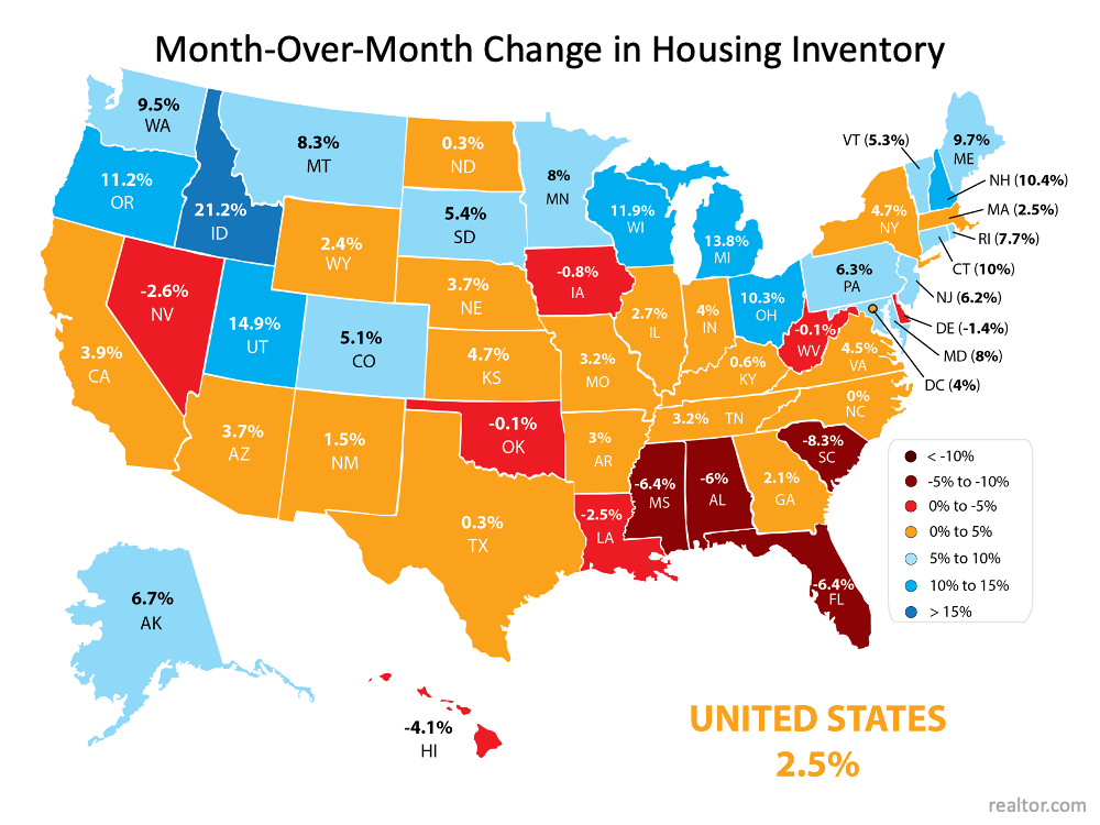 Home Price Appreciation Is as Simple as Supply and Demand | MyKCM