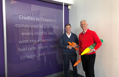 Focus Real Estate: Cradles to Crayons Drive 2019