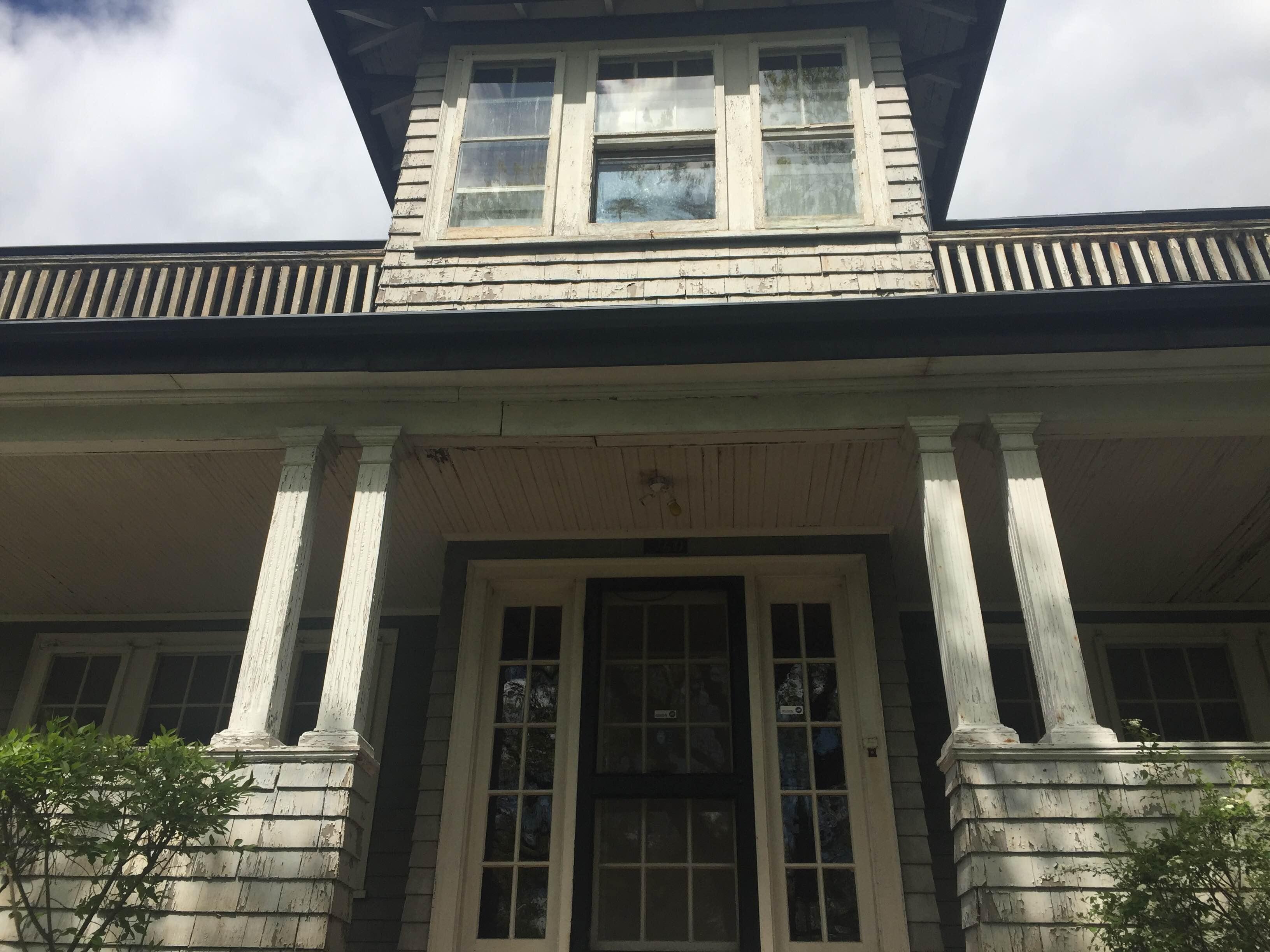 Front Door, 360 Arborway, Jamaica Plain MA