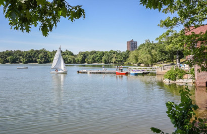 2017 Summer on the Emerald Necklace