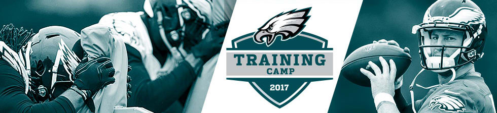 My Visit at 2017 Eagles Training Camp