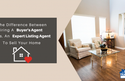 The Difference Between Hiring A Buyer's Agent To Sell Your Home Vs. An Expert Listing Agent