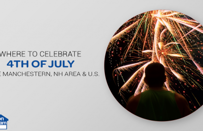 Where to Celebrate 4th of July in the Manchester NH Area and the United States