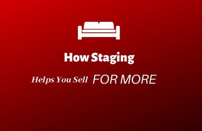 How Staging Helps Your Home Sell For More