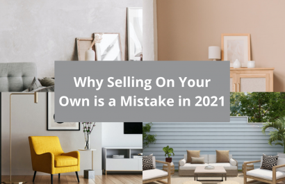 Why Selling On Your Own is a Mistake in 2021