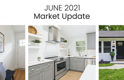 June 2021 Real Estate Market Report