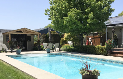 The 10 Best Homes For Sale with In-Ground Pools in our area.