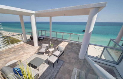 10 Most Prized Penthouses in Miami Beach