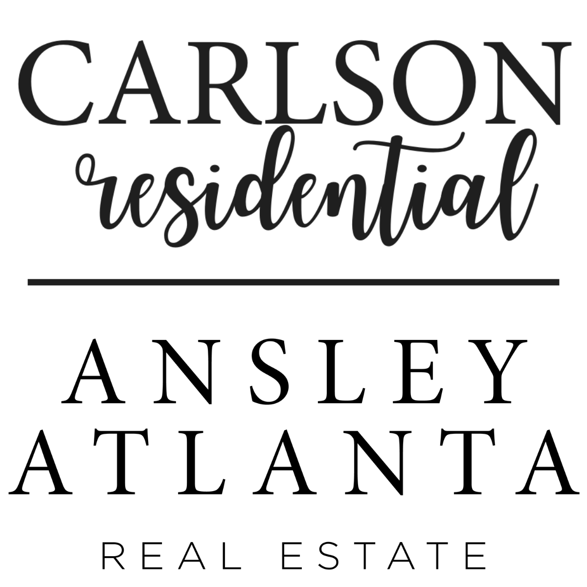 Carlson Residential of Ansley Atlanta Real Estate