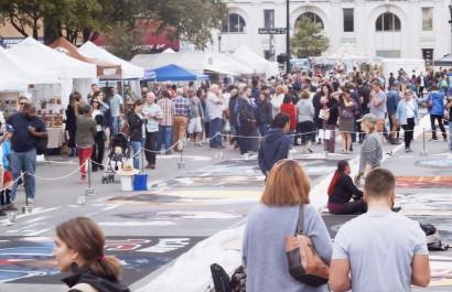 My Marietta | Chalktoberfest