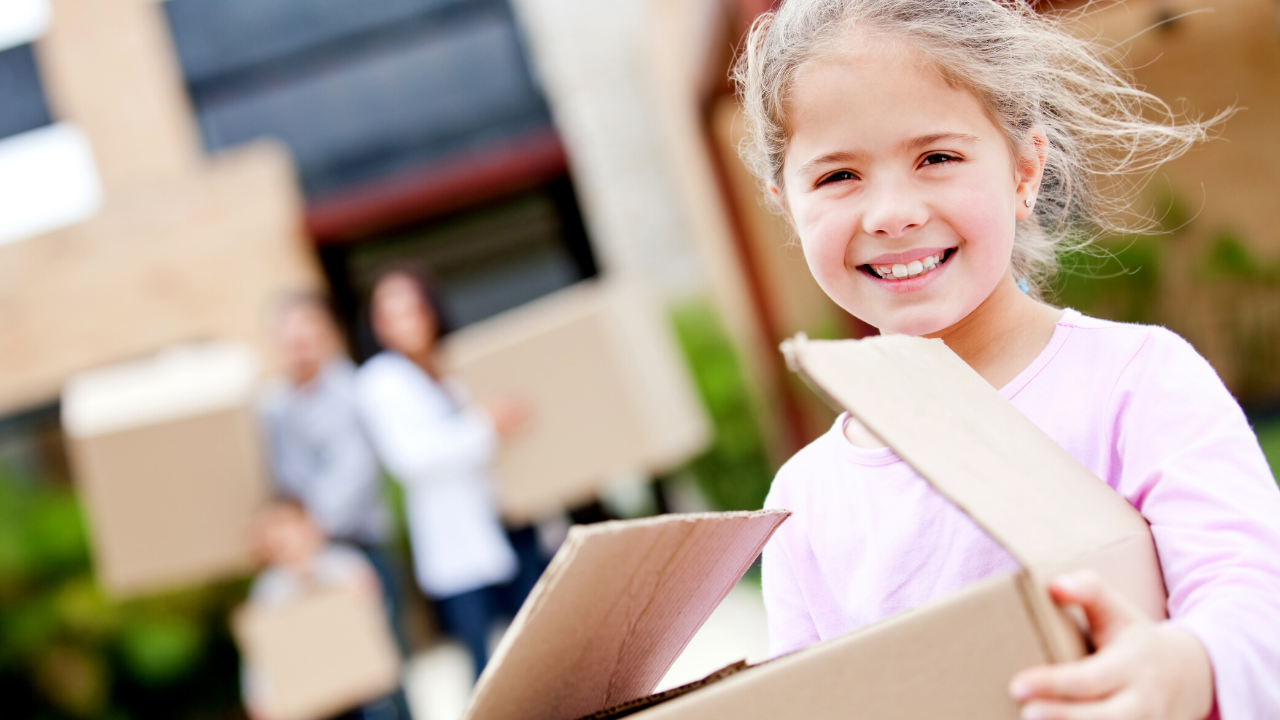 5 Ways You Can Ace Moving To A New Home When You Have Kid
