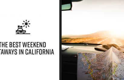 Best Weekend Getaways in California
