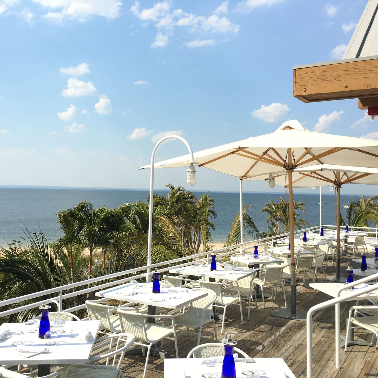 Waterfront & Outdoor Restaurants on Long Island's North Shore