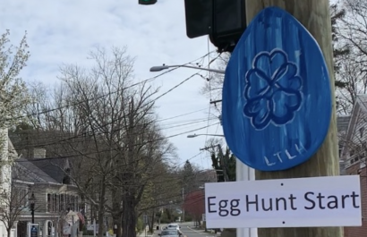 Huntington Egg Hunt Trail (Drivable Only)