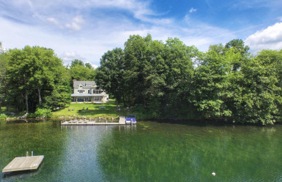 206 Queechy Lake Drive, Canaan, NY | Lake House For Sale