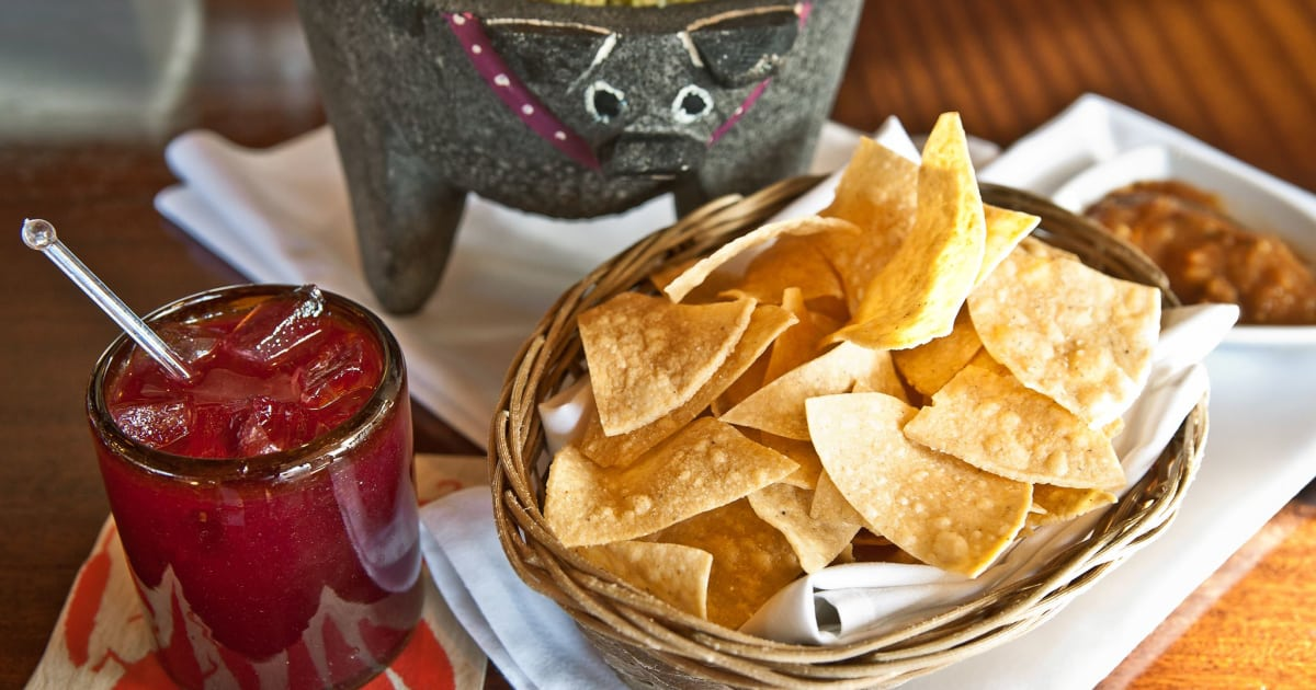 9 Mexican Restaurants in the Huntington Township
