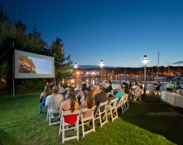 Celebrate Summer With Outdoor Movies on Long Island's North Shore & Beyond