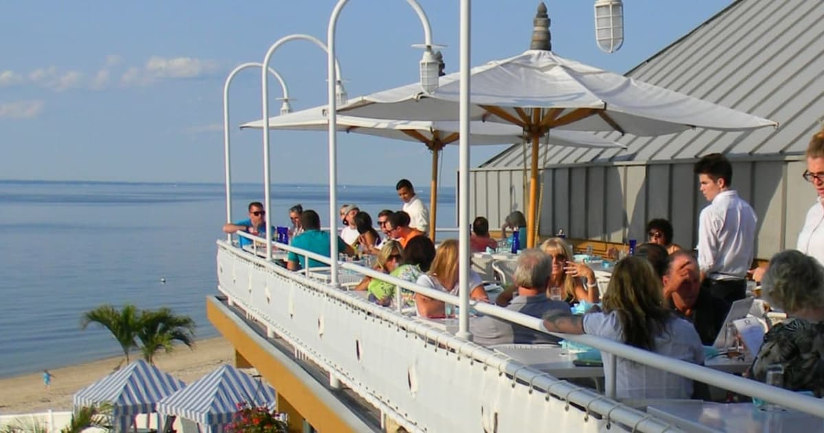 Waterfront & Outdoor Dining on Long Island's North Shore