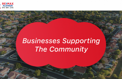 Businesses Supporting The Community