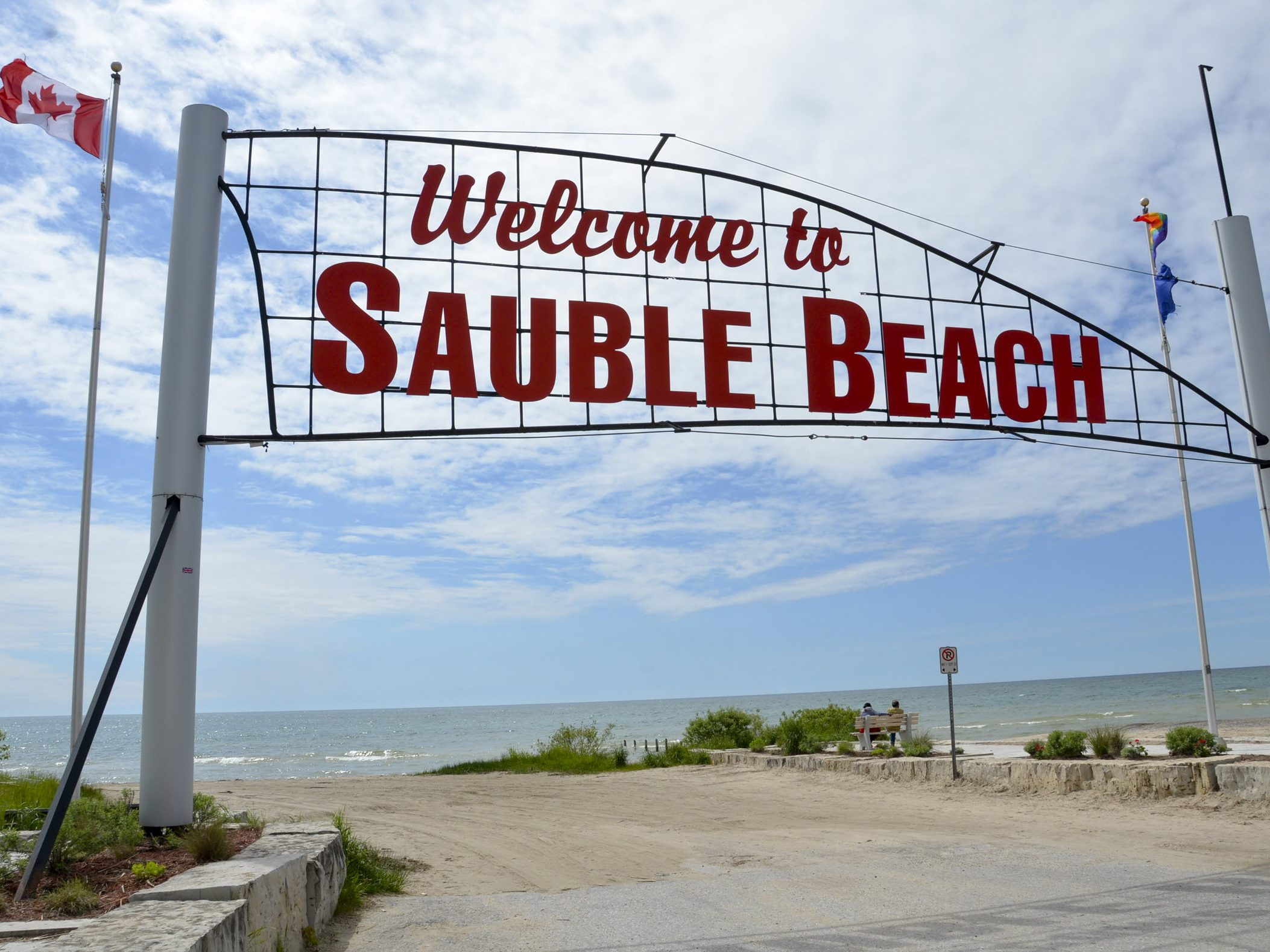 Visit Sauble Beach Ontario. Official Website for Sauble Beach.
