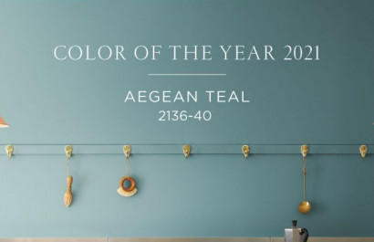 Colour Trends 2021