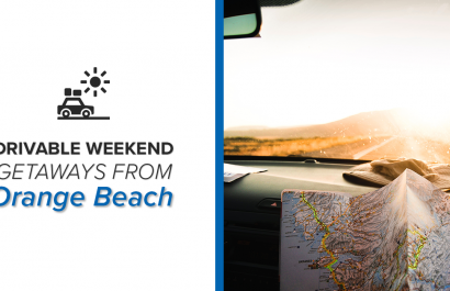 Drivable Weekend Getaways From Orange Beach, AL