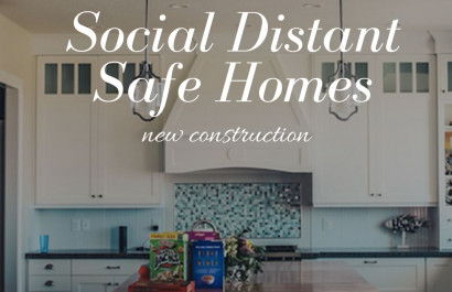 Socially Distant Safe New Construction in Cincinnati