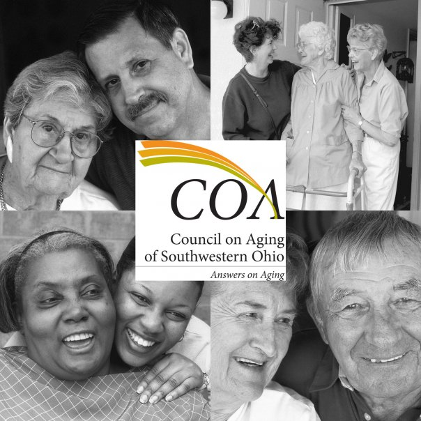 Council of Aging Southwest Ohio website